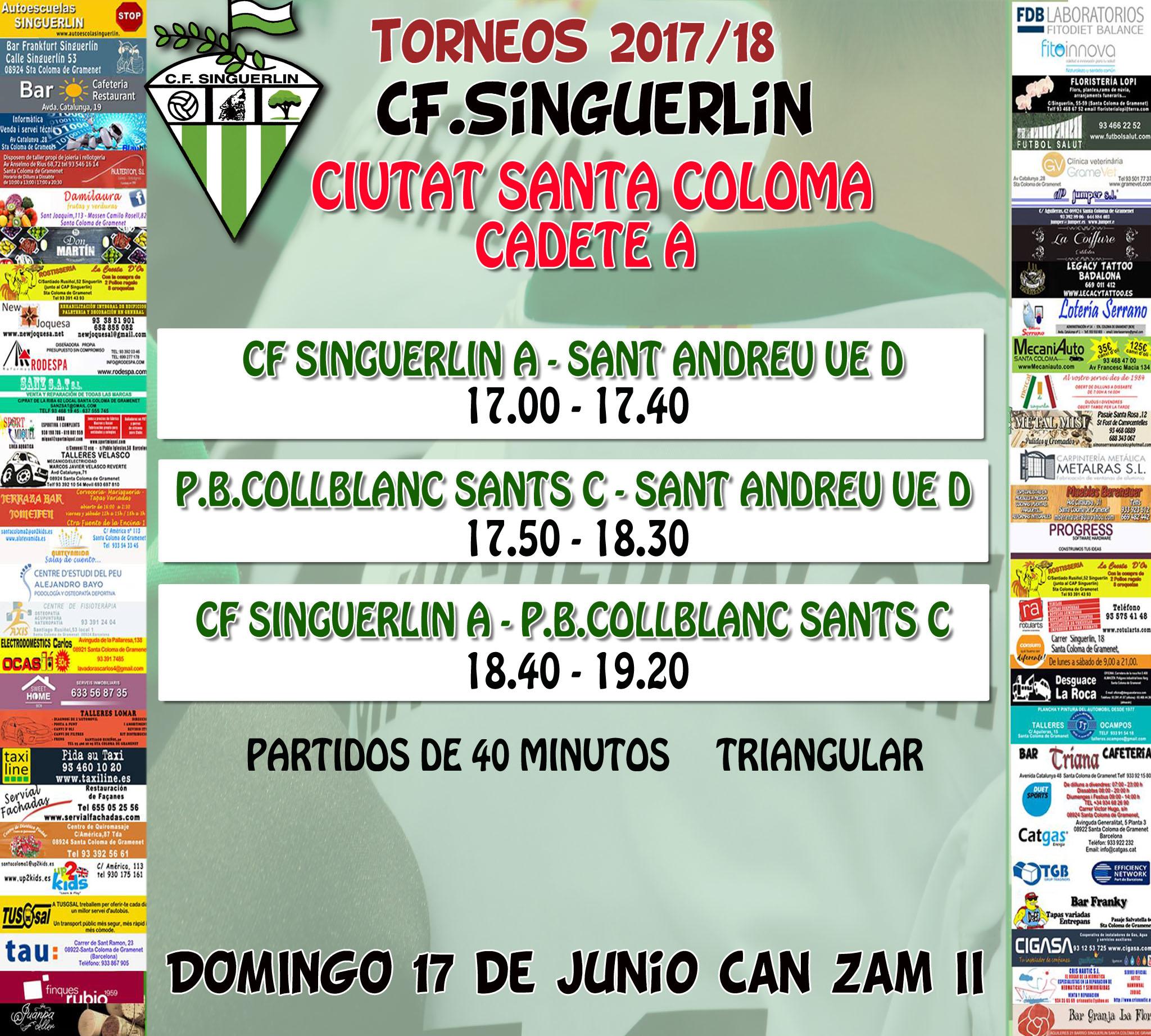 TORNEO CIUTAT DE SANTA COLOMA_0005_CADETE A