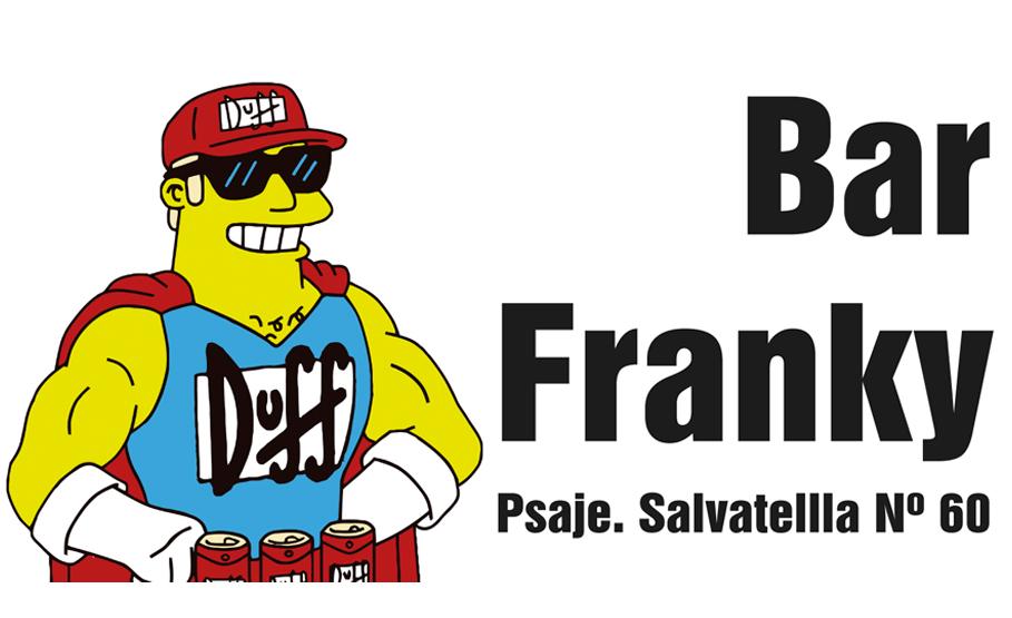 CROMO-BAR-FRANKY