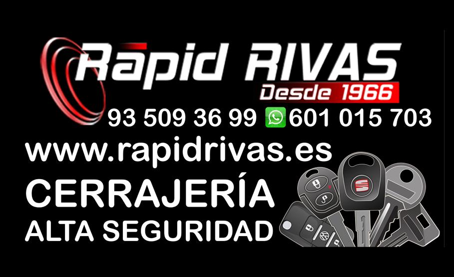 CROMO-RAPID-RIVAS