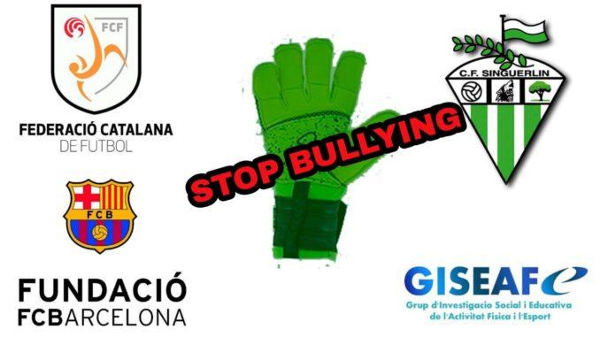 CF Singuerlin contra el Bullying