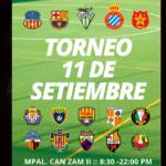 Torneo 11 de setiembre 2019